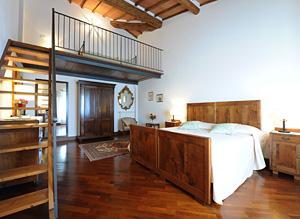 Loft-Style Room