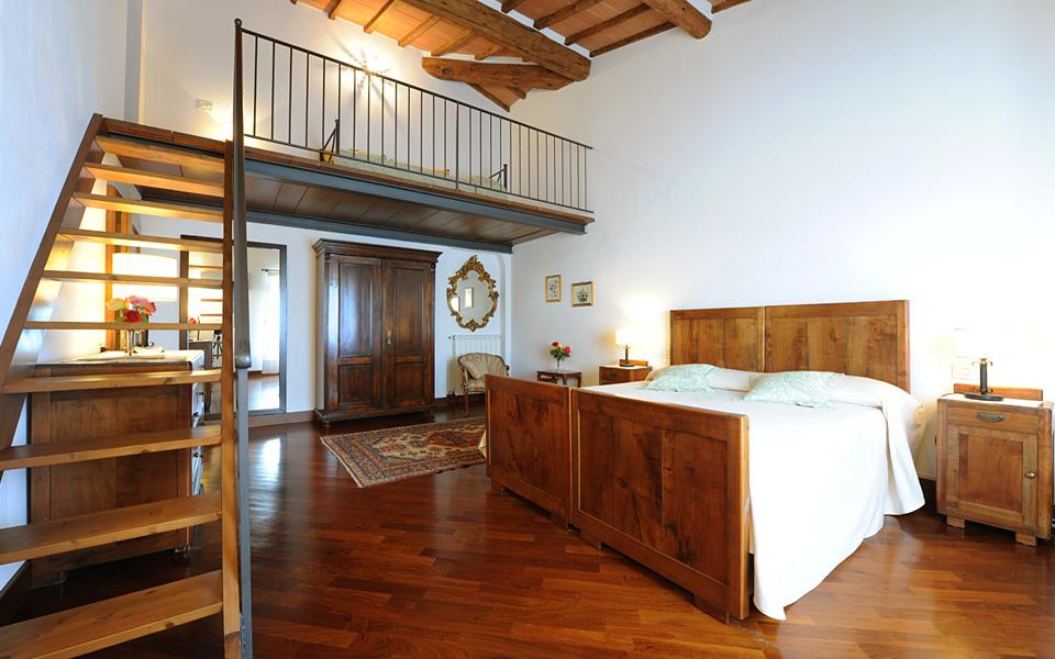 CdB - Loft Style Room