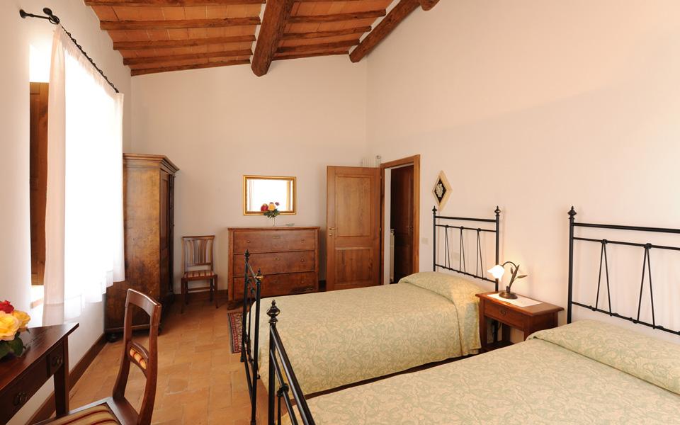 CdB - Twin Bed Room